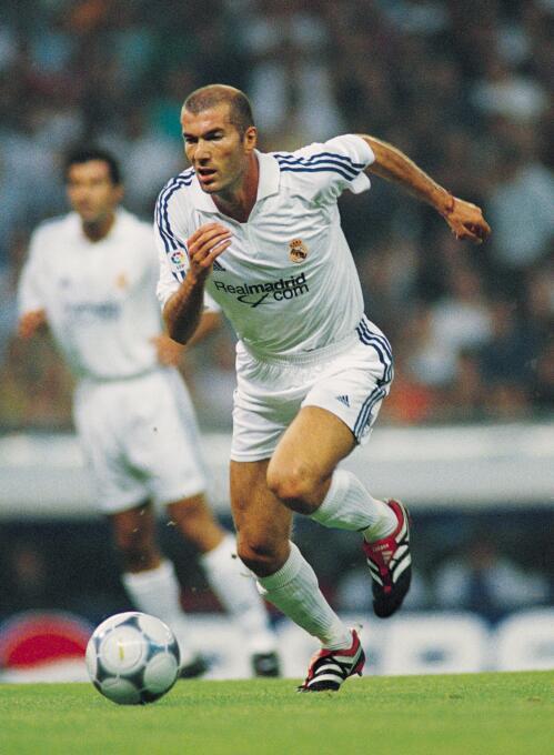 Enhorabuena, Míster Merengue Zinedine Zidane GettyImages-1570992.jpg