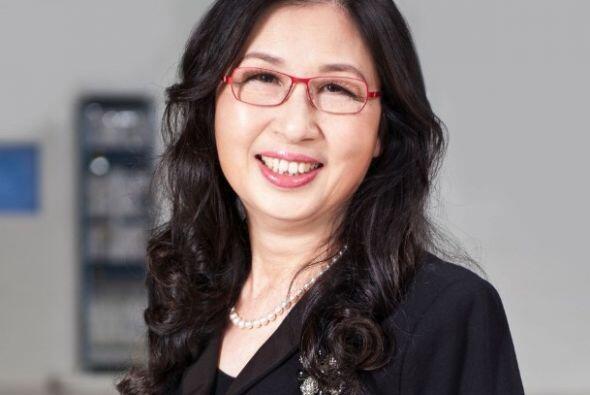 81.- SUN YAFANG: Es una exitosa ingeniera de nacionalidad china aclamada...