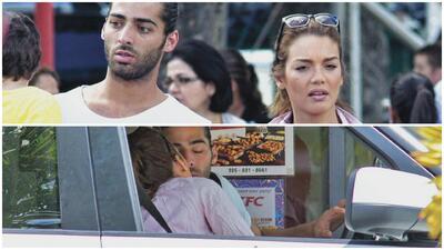 Fotografías de TVyNovelas confirman romance de Zuleyka Rivera y Jason Ca...