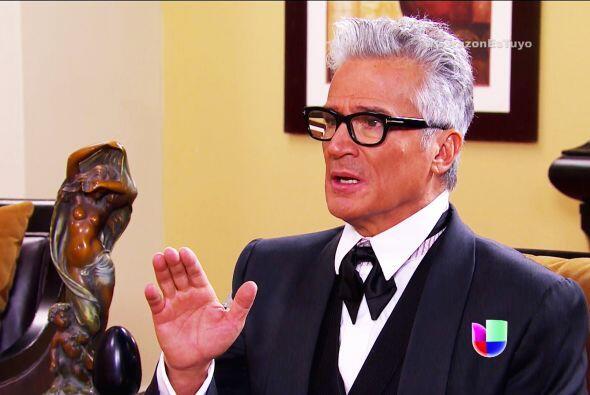 ¡Ayy Fernando! Bruno tiene toda la razón, casarte con Isabe...