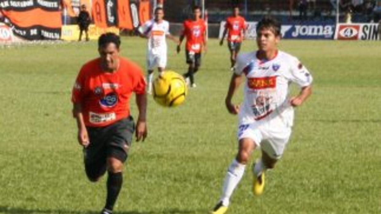 Aguilay Firpo se llevaron un punto. (Foto: Cortesía Club Deportivo Aguila)