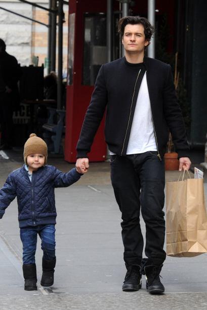 Aunque no es de sorprendernos, pues Orlando y Miranda son unos padres qu...