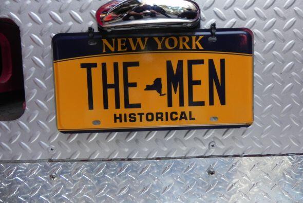 Carro bombero recuerda a sus caídos el 9/11 d5d2d57d7f224abdb92dded9fdb9...