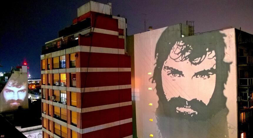 En fotos: ¿Dónde está el artesano argentino Santiago Maldonado?  santiag...