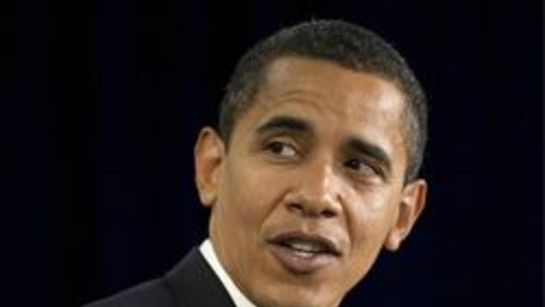 El presidente electo, Barack Obama tomó posesión de la Casa Blanca el 19...