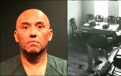 Óscar Gilbert Félix, de 54 años, acusado de abuso i...