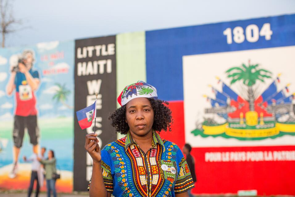 Little Haití aniversario de terremoto