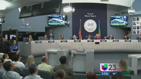 Continúan las protestas contra las fumigaciones en Miami Beach