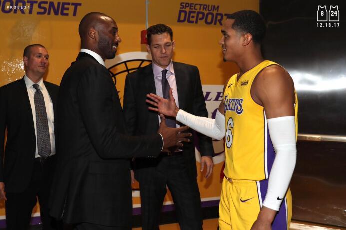 ¡Gracias Kobe!
