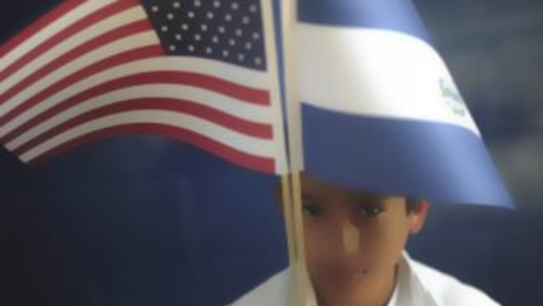 Niños centroamericanos llegan solos a Estados Unidos.