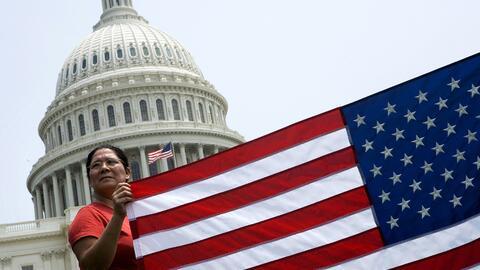 El plan migratorio ultraconservador republicano tiene pocas opciones de...