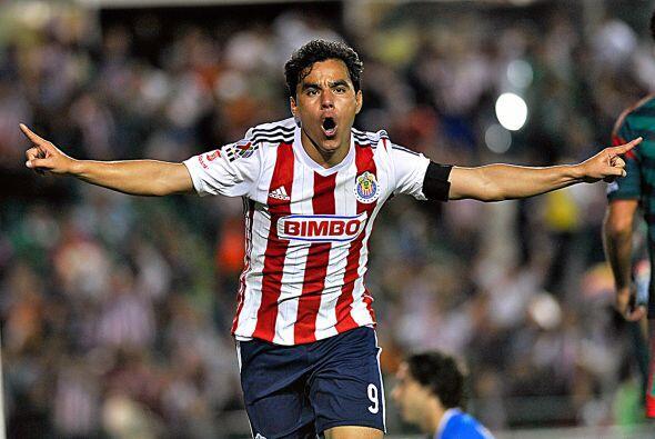Omar Bravo y Carlos Salcido también fueron protagonistas de la Final del...