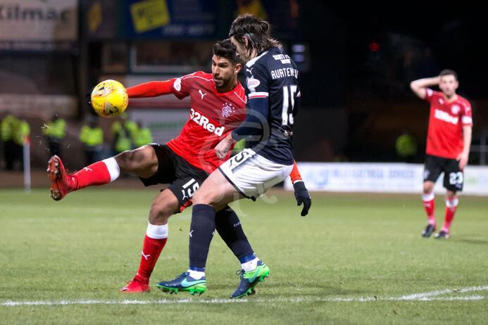 Dundee 2-[1] Rangers: Eduardo Herrera y Carlos Peña fueron convocados pa...
