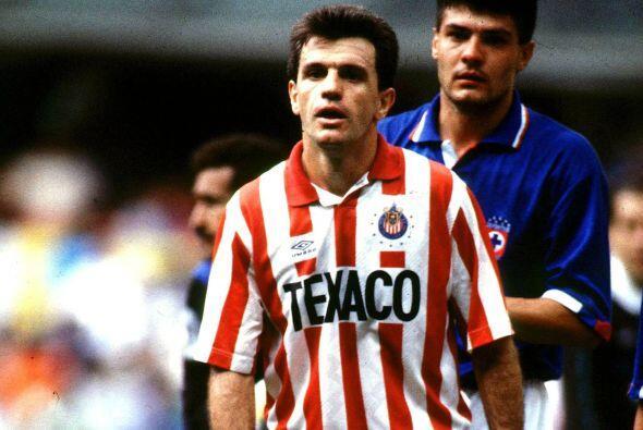 Javier Aguirre, el ex técnico de la selección mexicana tuvo una carrera...