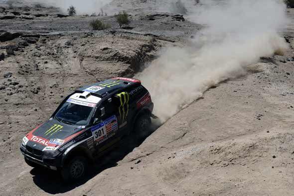 El rally Dakar es de resistencia, conforme se acerca el final cada vez e...