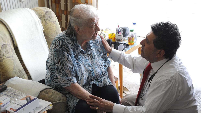 La mayoría de los estadounidenses dependerá durante su vejez del cuidado...