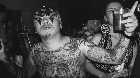 Algunos grupos de Japonés están fascinados con la cultura chicana de Cal...
