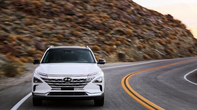 El Nexo de Hyundai con un futuro limpio y sostenible llega al CES 2018