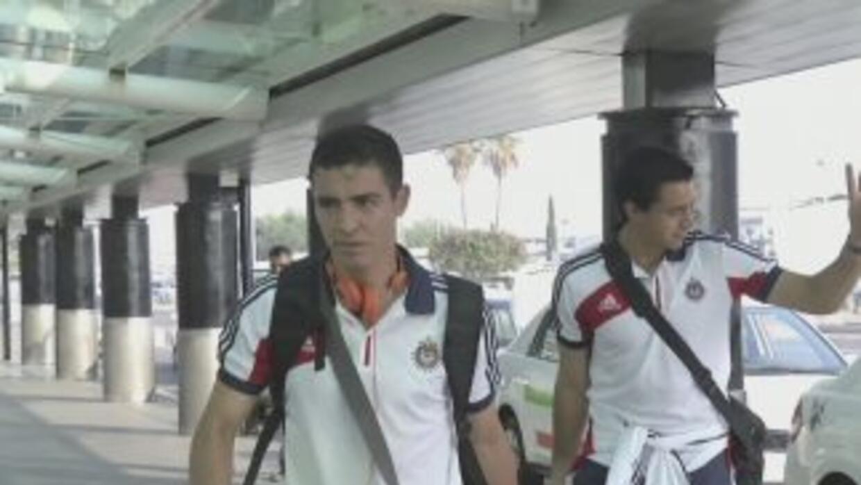 Chivas rumbo a su pretemporada a Los Ángeles
