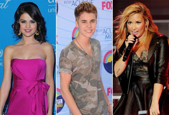 La revista Billboard reveló la lista de los cantantes que no alca...