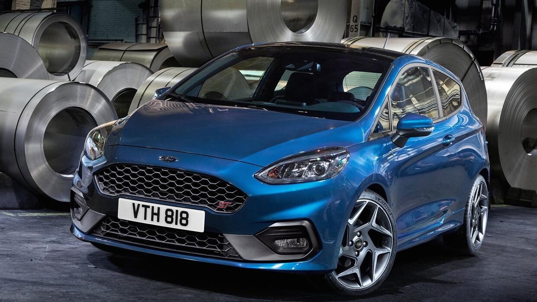 El Ford Fiesta ST 2018 no llegará a Estados Unidos