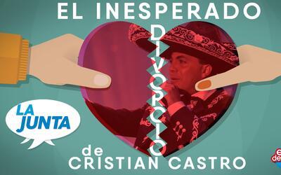 La Junta #3: El inesperado divorcio de Cristian Castro