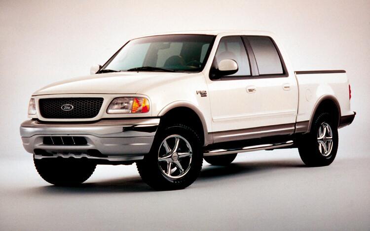 La camioneta pickup cumple su primer siglo 1999-Ford-F-150-Super-Duty-CN...
