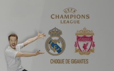 Comparativa ilustrada de Real Madrid y Liverpool, finalistas de Liga de...