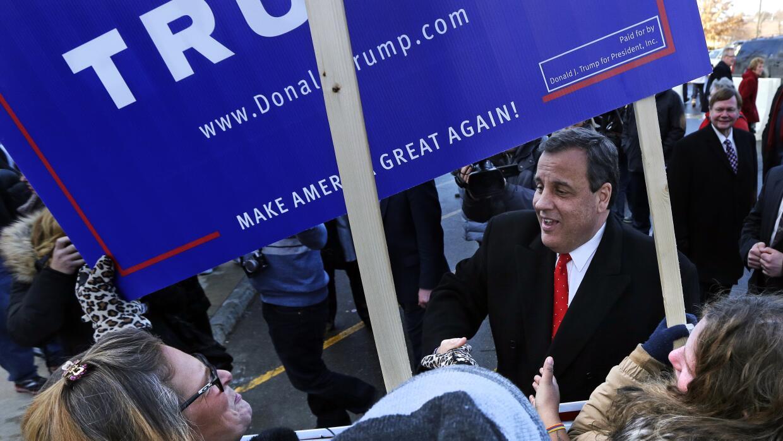 Chris Christie New Hampshire