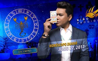 Niño Prodigio - Escorpión 27 de junio 2017