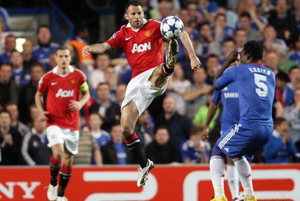 Tras este gol, los 'Blues' necesitaban reaccionar para volver a igualar...