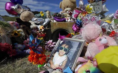El cuerpo de Sherin Mathews fue hallado el 22 de octubre, tras una b&uac...