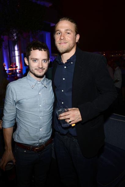 El actor Elijah Wood saltó a la fama al dar vida al 'hobbit' Frodo en la...