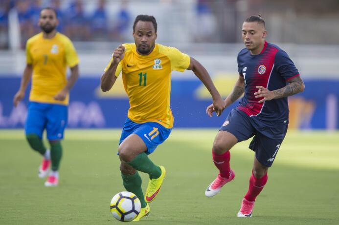 Roy Contout (Guyana Francesa): un gol.