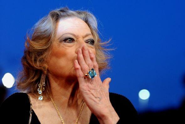 Murió la actriz sueca Anita Ekberg a los 83 años de edad.