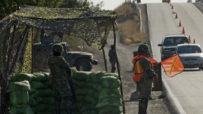 Gobierno mexicano: El Chapo resultó herido al huir de operativo sinaloa....