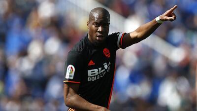 El francés Kondogbia se queda en el Valencia hasta el 2022