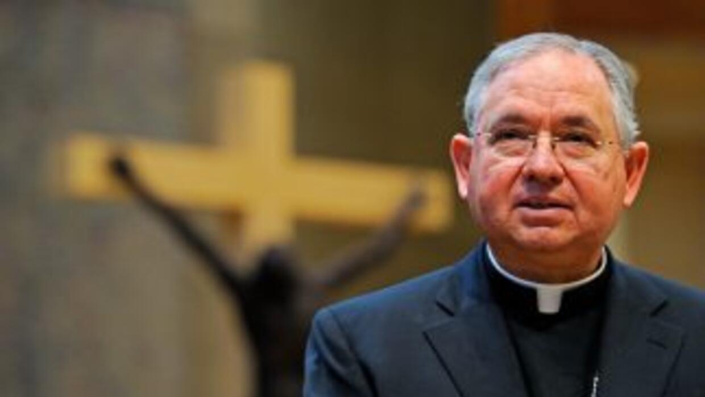 Monseñor José Gómez, Obispo de la Arquidiócesis de Los Angeles, California.