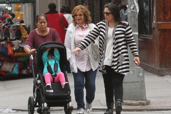 Angélica reveló que este embarazo sí le ha presentado los malestares típ...