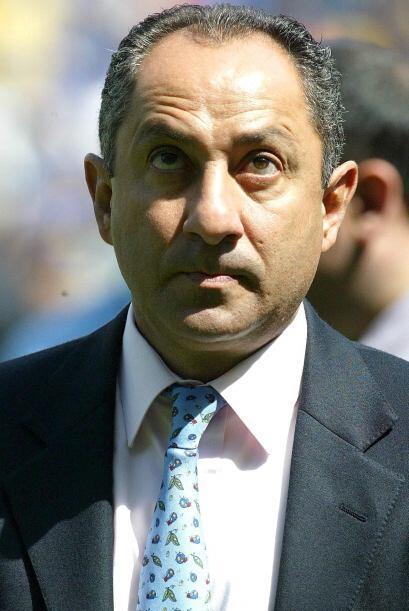 Ardiles llegó a México para dirigir a las Chivas en la temporada 1995-96...
