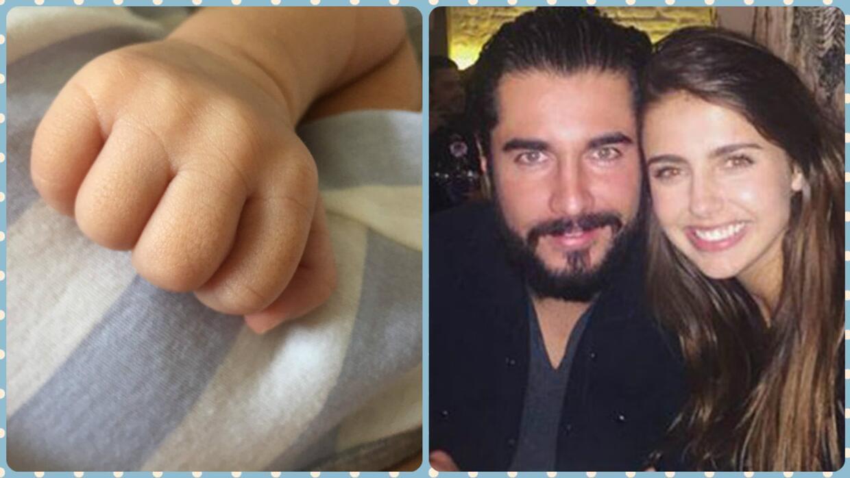 Michelle Renaud muestra fotos de su bebé en redes sociales
