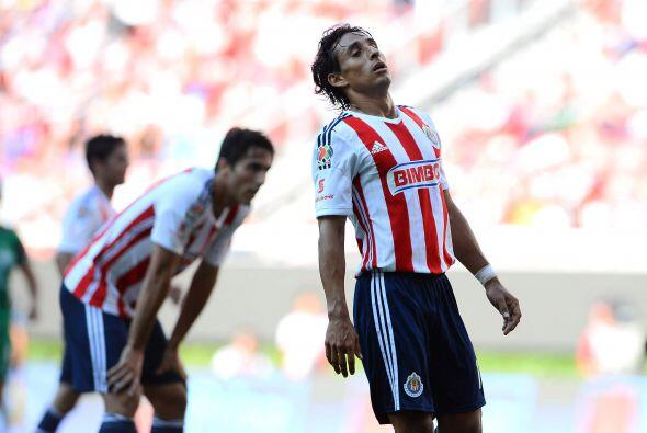 Las Chivas del Guadalajara 6 torneos que no logra ganar en su primer par...