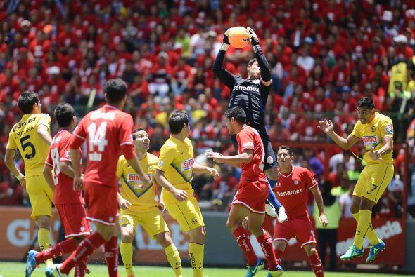 En la Jornada 16 del presente Apertura 2014 ambos equipos disputarán el...
