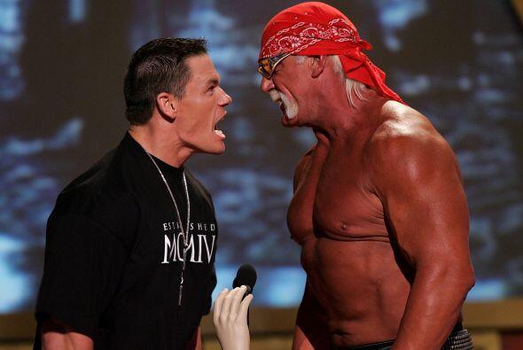 ¡You can't see me! John Cena es, sin duda, uno de los luchadores más fue...