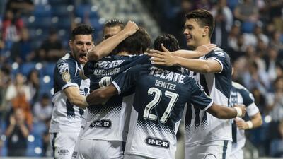 En fotos: Monterrey selló paso perfecto en Copa MX con triunfo 2-1 contra Dorados
