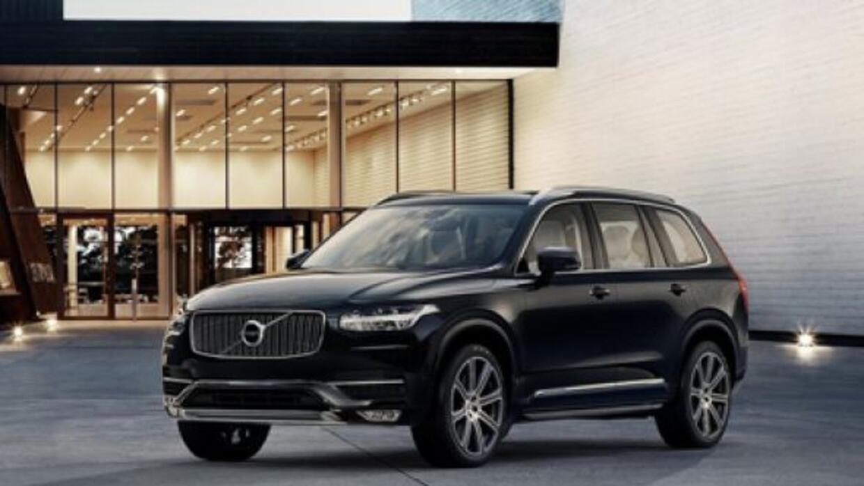 La XC90 First Edition 2015 se agotó en tan solo 47 horas.