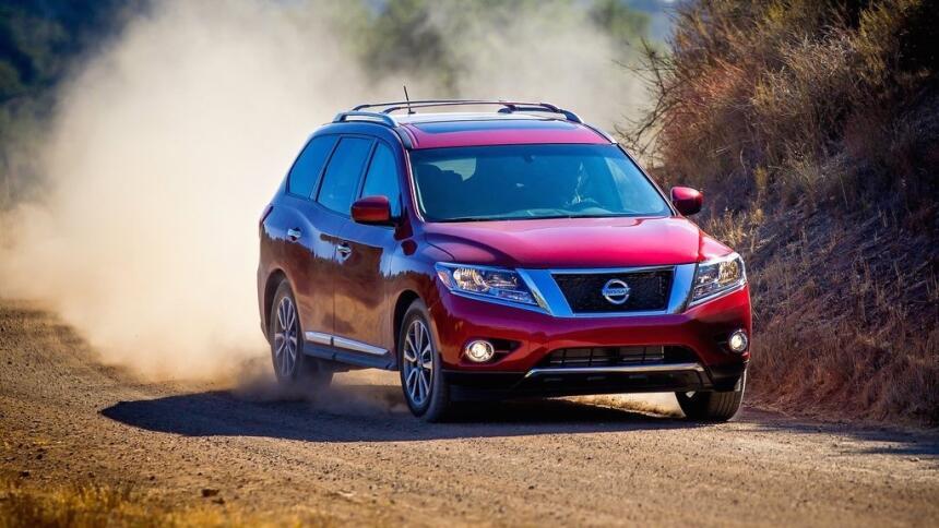 Estos son los autos con el índice de mortalidad más bajo en EEUU Nissan-...