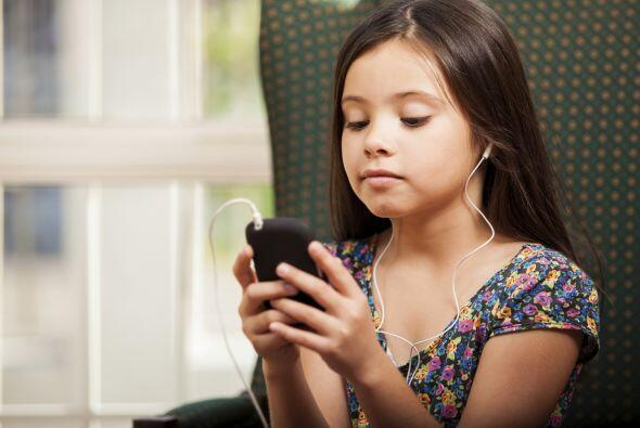 Un móvil para los preadolescentes. A medida que crezcan, es posib...