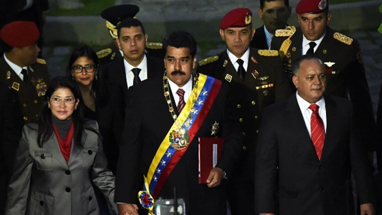 Así capturaron a los familiares de la pareja presidencial venezolana mad...