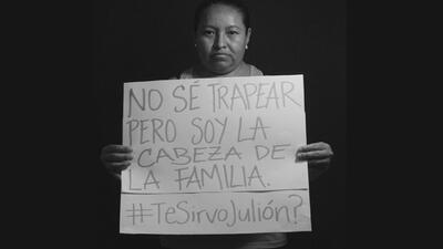 """""""¿Te Sirvo Julión?"""" es la campaña contra Julión Álvarez en redes sociales"""